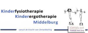 Logo Kinderfysio Middelburg - Jeugd Voorop